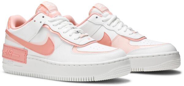 Wmns Air Force 1 Shadow 'Washed Coral'