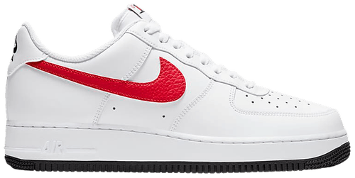 Air Force 1 '07 'Mismatched Swooshes – White'